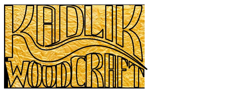 Kadlik Woodcraft Logo